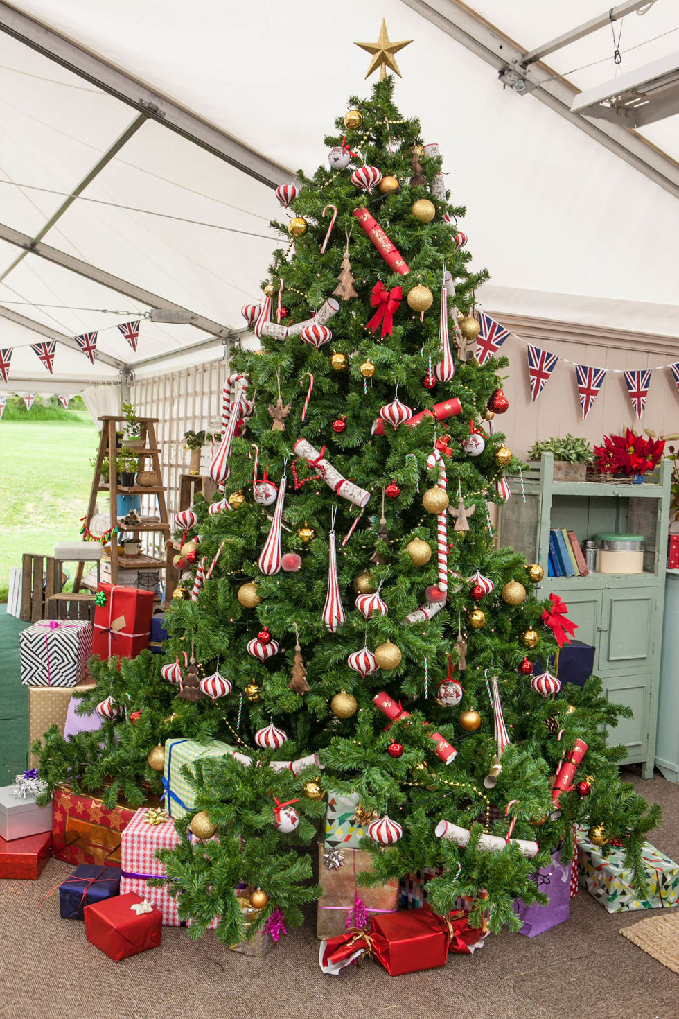 The Great Christmas Bake Off Ising: Feast Your Eyes On These Pictures  From The Mustsee Episodes
