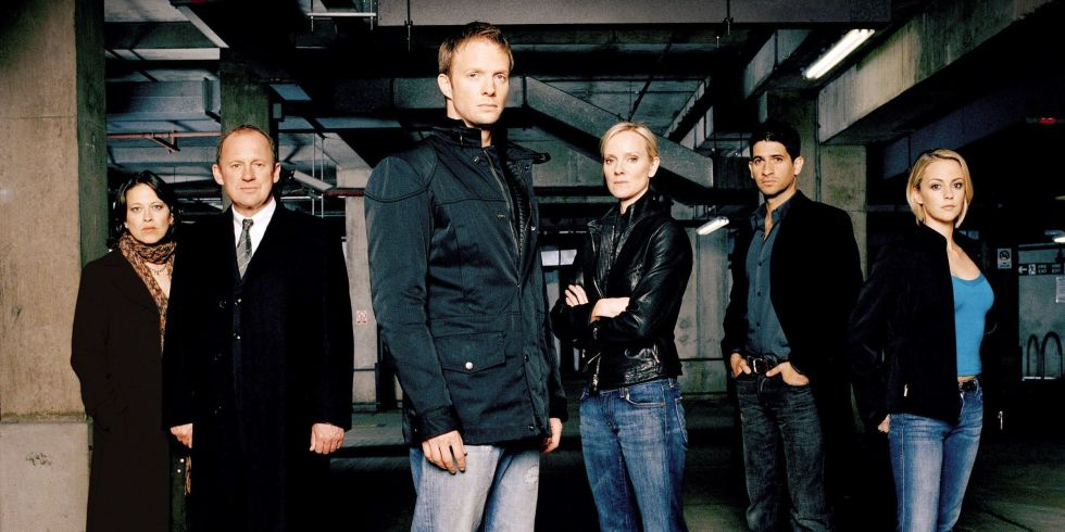 Spooks cast