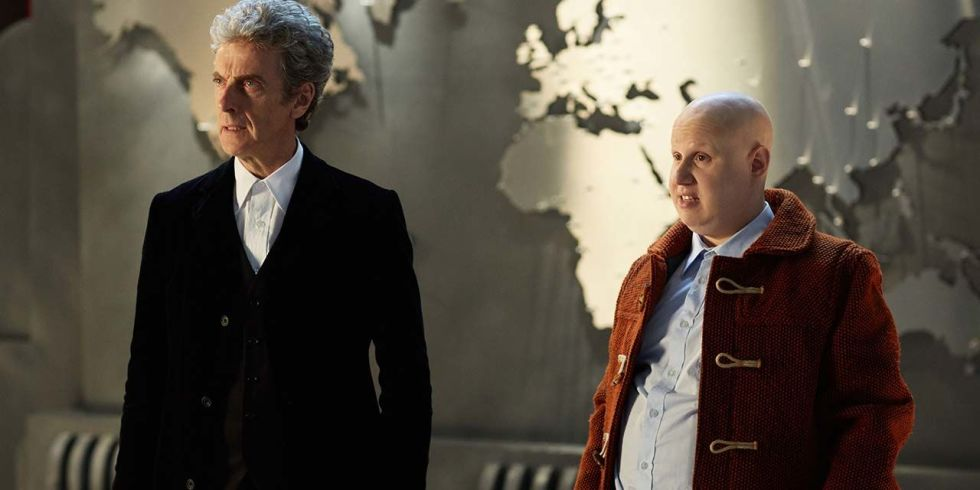 Doctor Who goes up, up and away in epic new trailer for Christmas ...