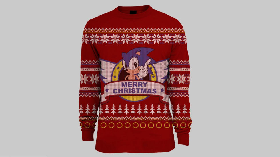 20 AMAZING gaming Christmas jumpers