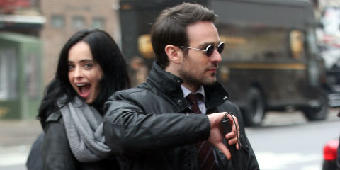 Daredevil and Jessica Jones unite in new set images from Marvel's The Defenders