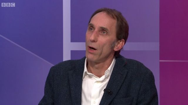 Will Self on Question Time