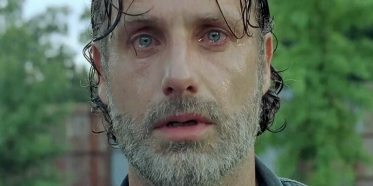 Image result for the walking dead rick grimes