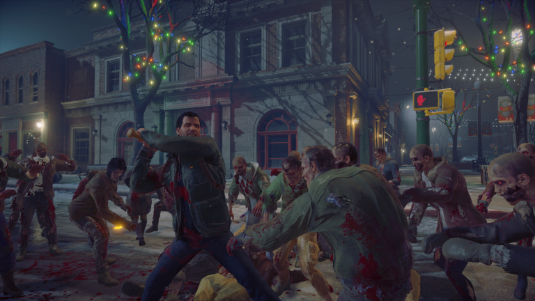 Dead rising 4 review the walking dead christmas special dead rising 4 malvernweather Gallery