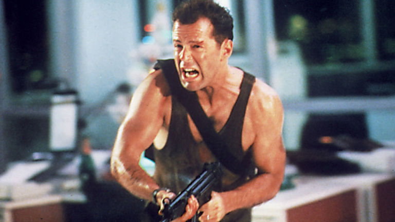 Bruce Willis In Hard