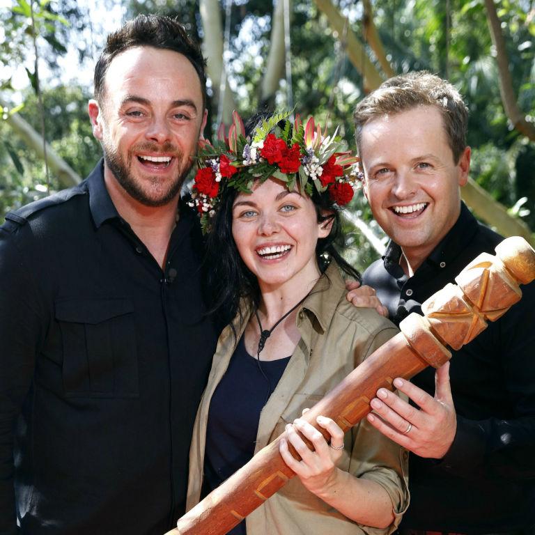 Im A Celebrity  Scarlett Moffatt Is Queen Of The Jungle