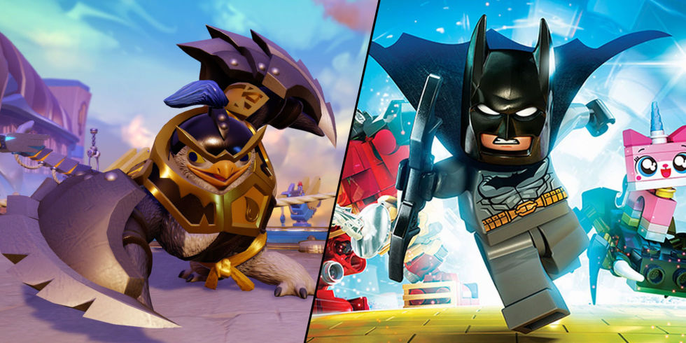 Skylanders vs Lego Dimensions: Buyers' Guide for parents this ...