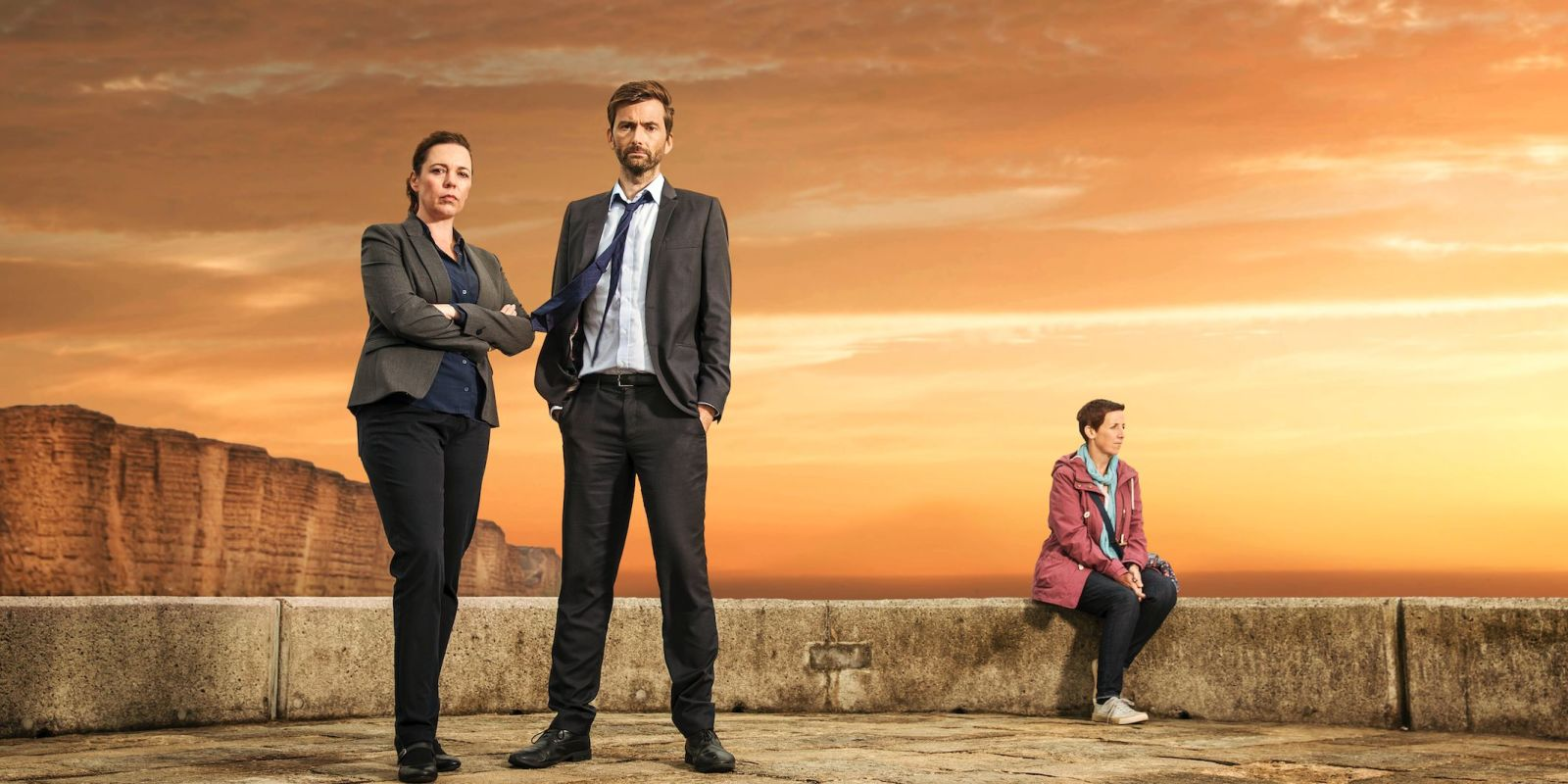 Broadchurch Cast