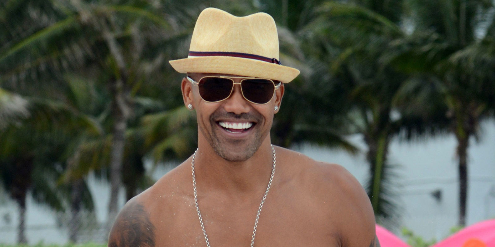 criminal minds star shemar moore quotif you think im gay