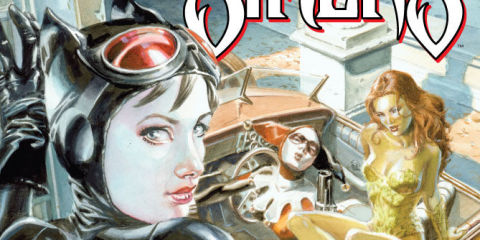 Has Gotham City Sirens just found its Catwoman?