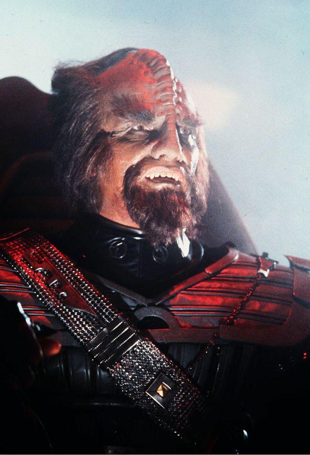 Klingons in Star Trek, The Motion Picture