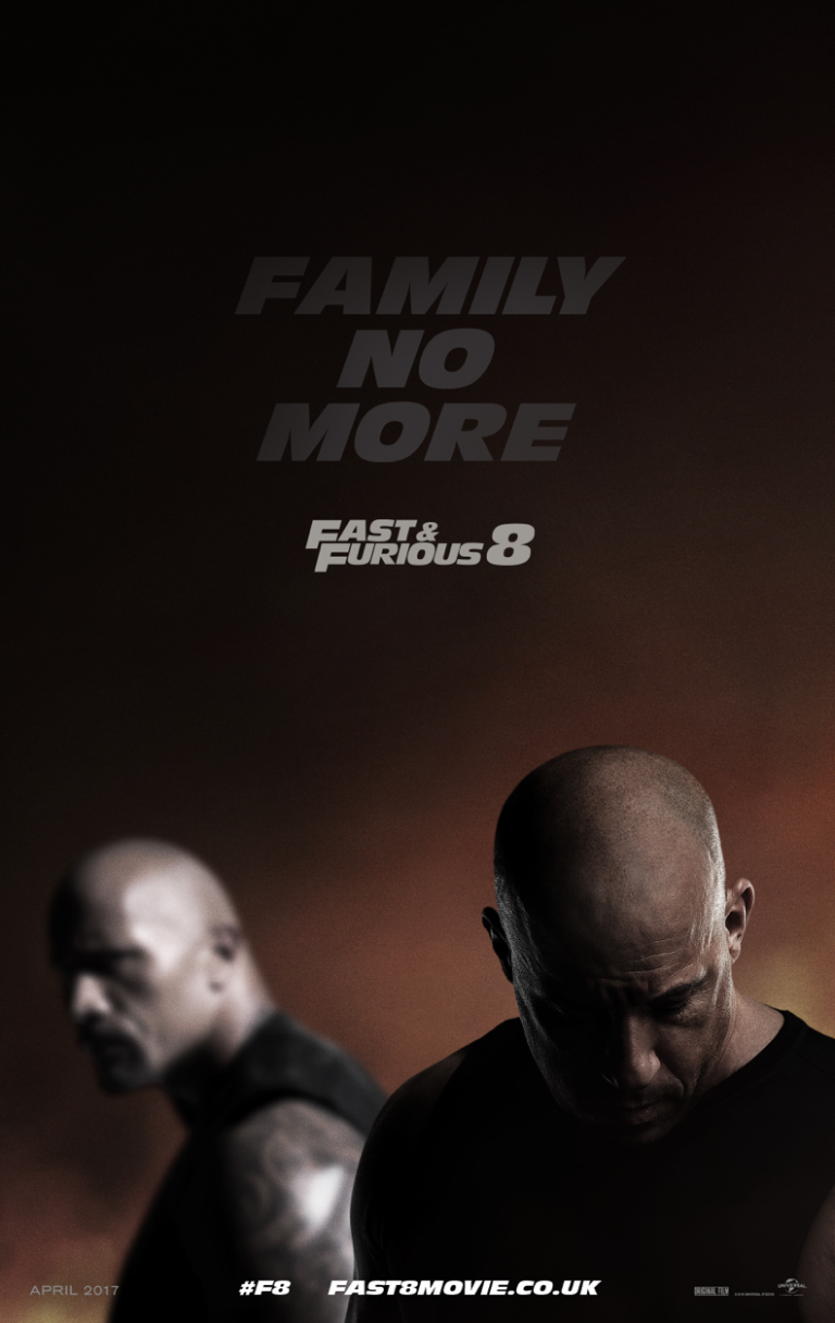 Fast And Furious 7 Poster This Is Where Roads Part