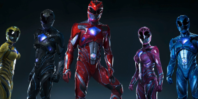 power rangers 2017 movie reviews are in and critics aren t happy