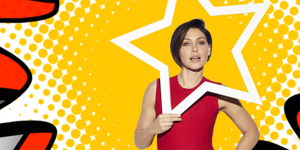 Celebrity Big Brother January  Host Emma Willis