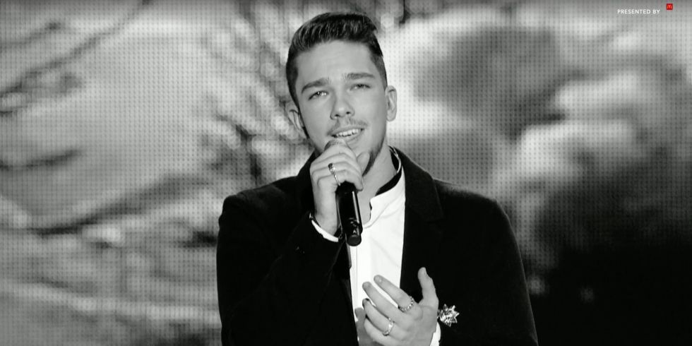 Watch Matt Terry's music video for When Christmas Comes Around