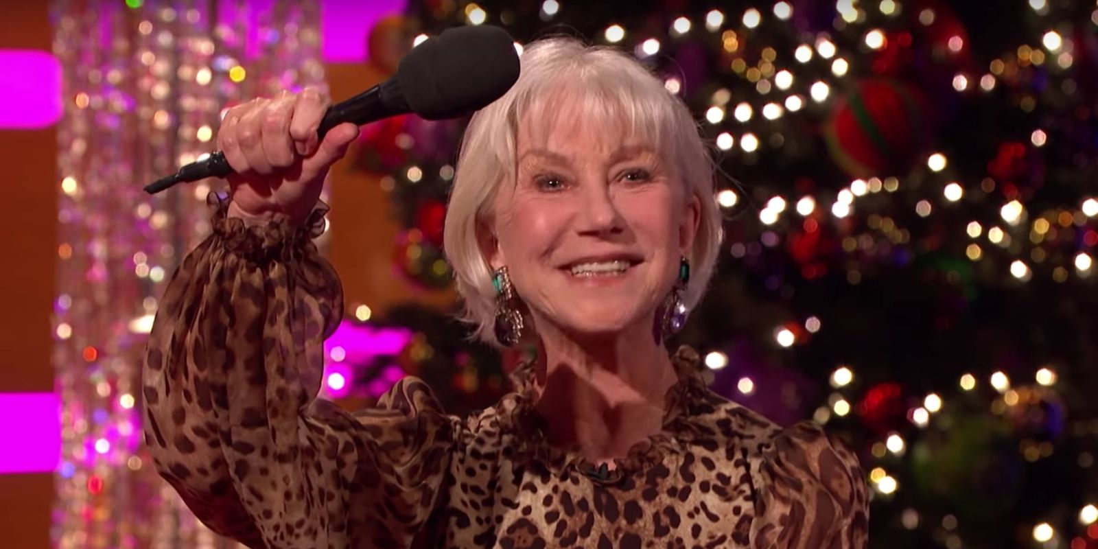 The Queen's got a cold? Helen Mirren has this year's Christmas ...