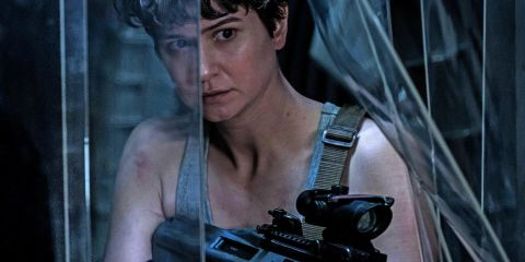 "Alien: Covenant is about mortality and immortality - and it's a ""joining up"" of the saga, says Ridley Scott"