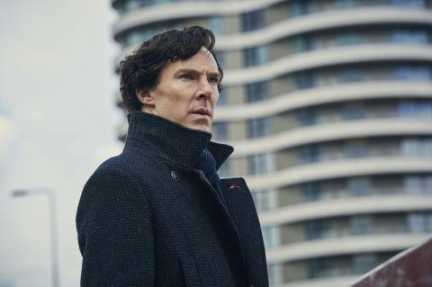 Шерлок Sherlock 1-3 Сезон (2010-2014) Скачать торрент