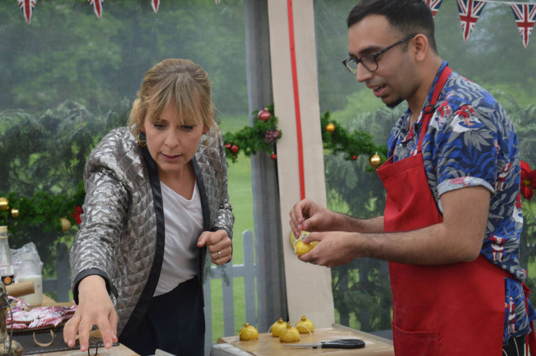 The Great Christmas Bake Off: Who was crowned the first ever ...