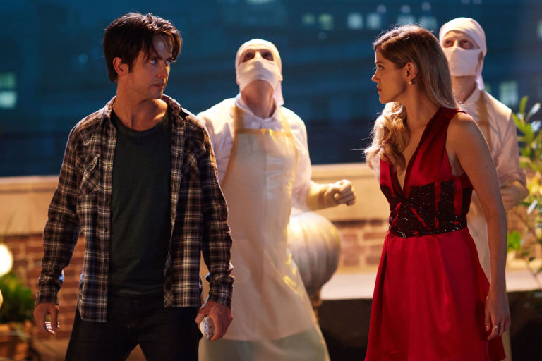 Image result for the return of doctor mysterio