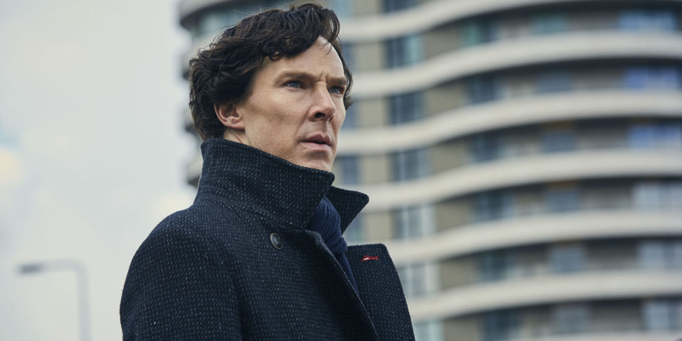 On The Set Of Sherlock Series 4 With Benedict Cumberbatch We Kind