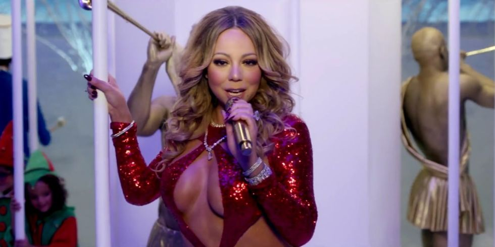 Mariah Carey hilariously responds to her New Year's Eve lip-sync ...