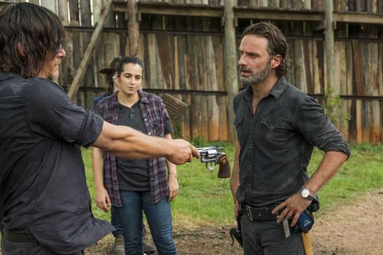 the walking dead season 7 spoilers cast air date and everything