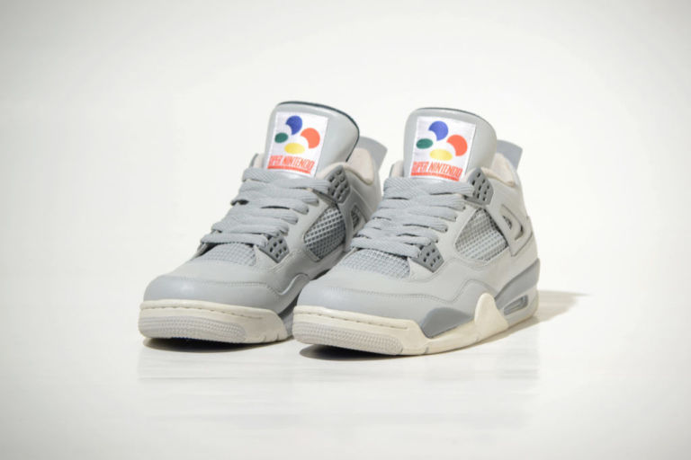 Super Nintendo sneakers