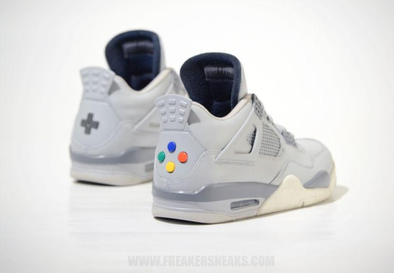 Freaker Sneaks' Nintendo Air Jordans