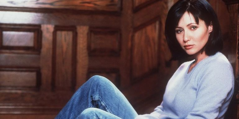 Charmed Star Shannen Doherty Slams Reboot S Quot Offensive