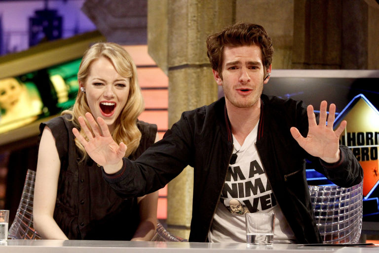 Emma Stone And Andrew Garfield Hookup 2018