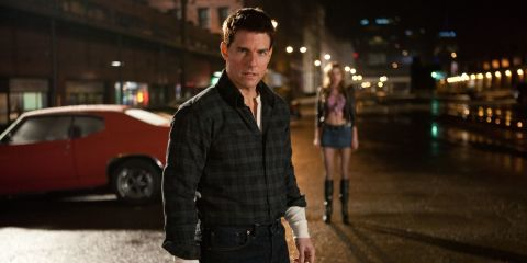 Jack Reacher novels are coming to TV