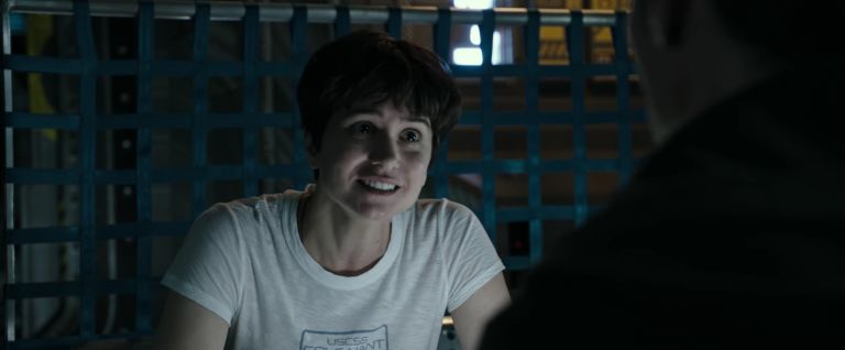 Alien Covenant Trailer Grabs