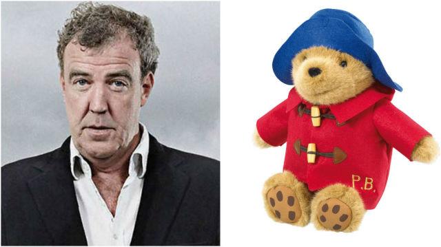 Jeremy Clarkson/Paddington