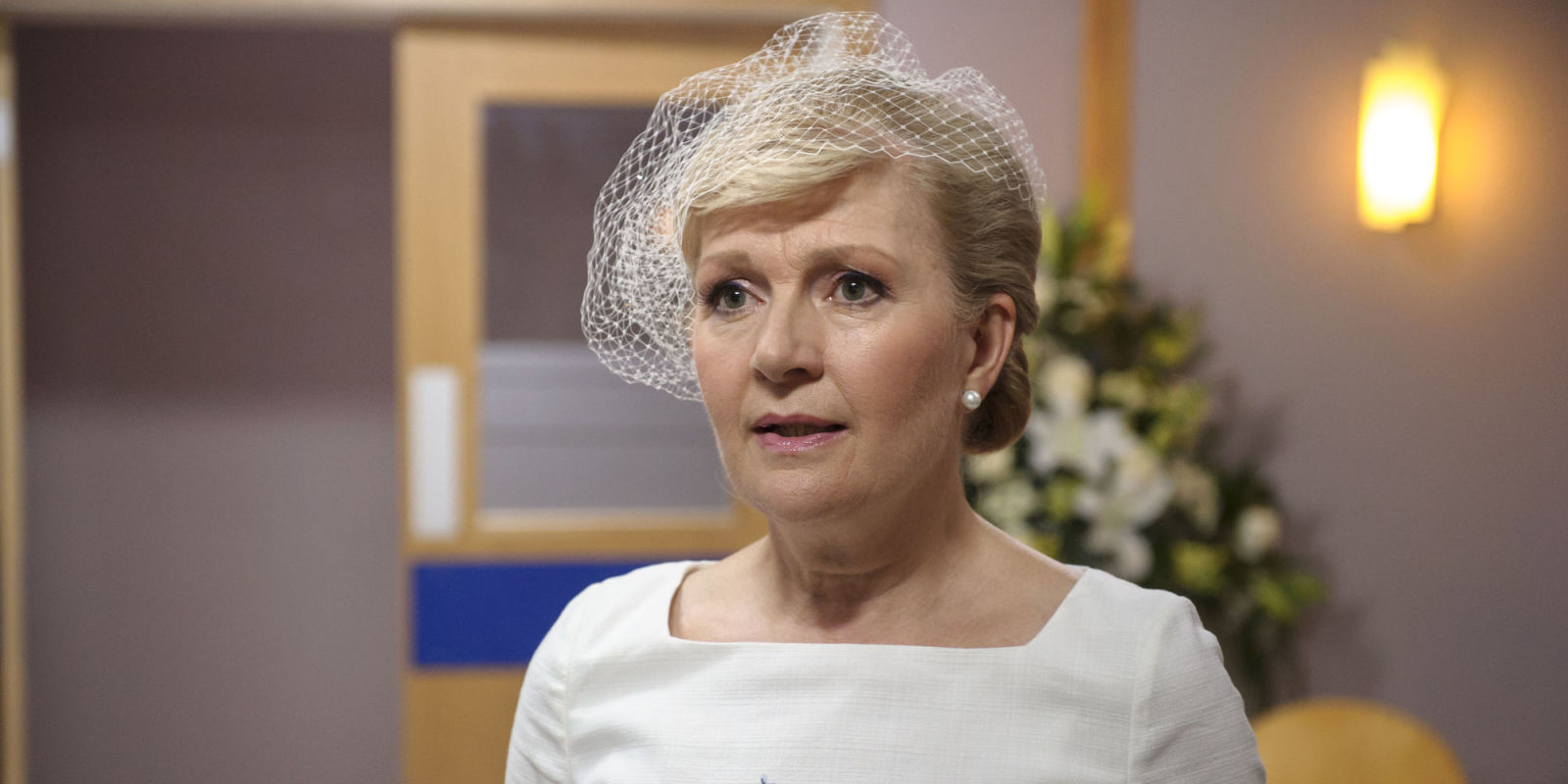 Casualty Star Cathy Shipton Had Some Initial Concerns