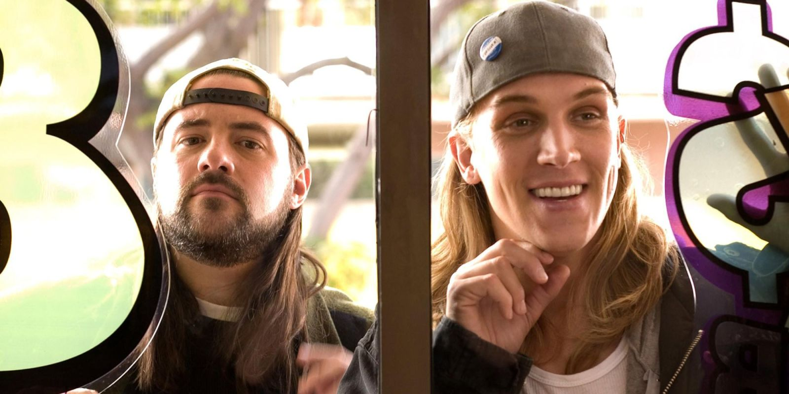 kevin smith is bringing back jay and silent bob for a