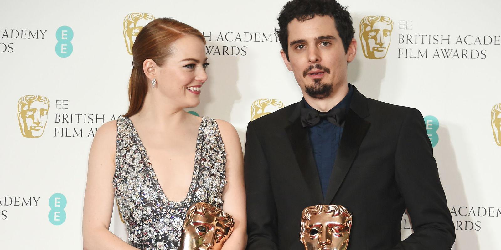 Bafta Winners: La La Land Dances Off With Five BAFTA Film Awards