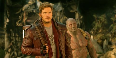 Guardians of the Galaxy 2 will be heading to Earth