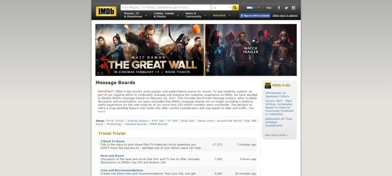Boards On Message Imdb Assholes