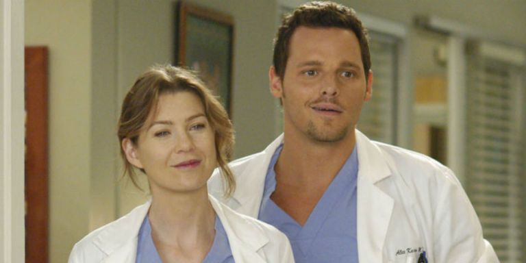 Meredith Grey May Finally Find Love Again On Greys Anatomy