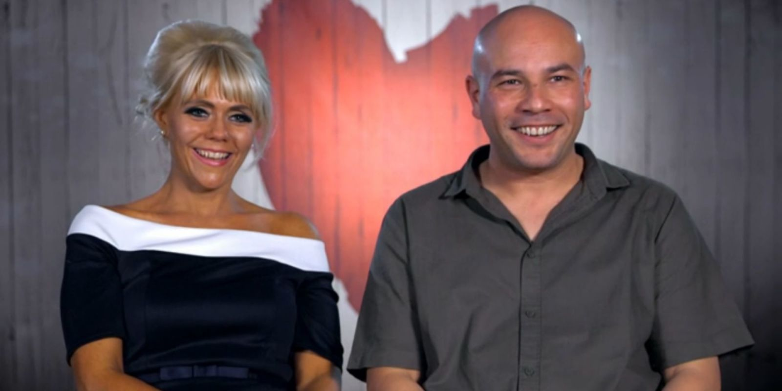 Vince and Anna on First Dates
