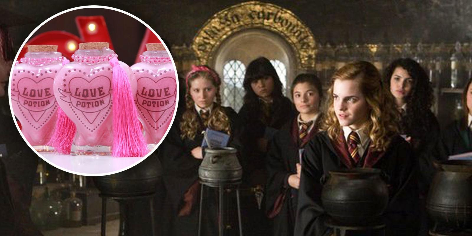 harry potter love potion