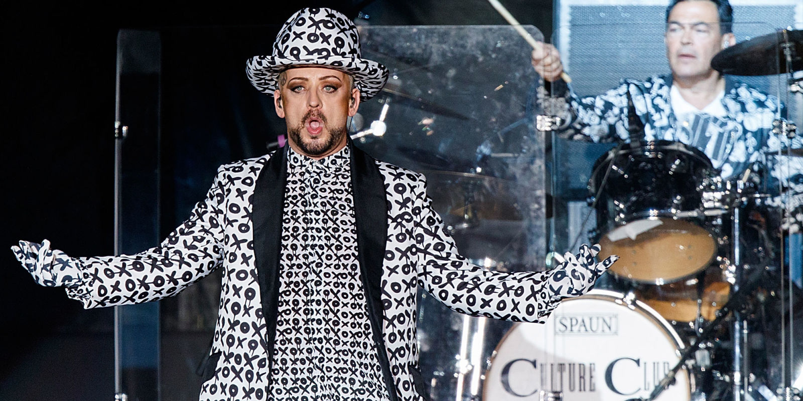 Boy George opens up about death threats