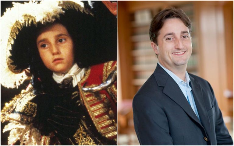 Charlie Korsmo then and now Hook