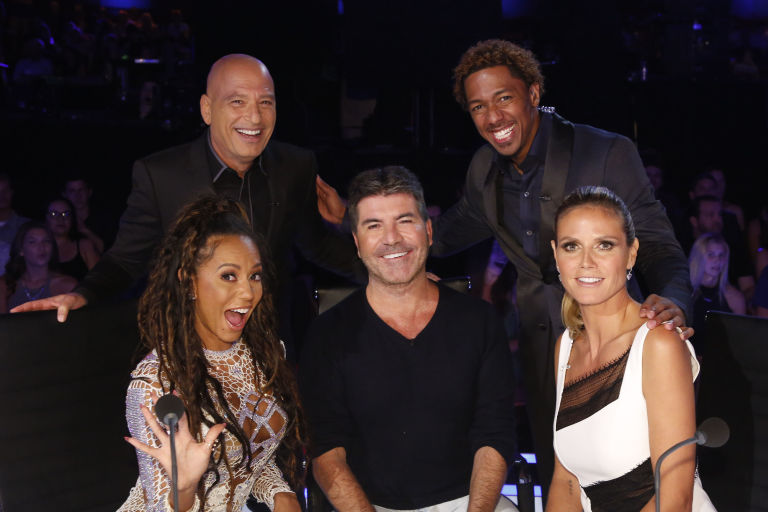 america got talent judges