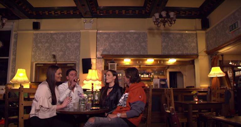 Jonathan Cheban and Stephen Bear     s Celebs Go Dating double date Digital Spy