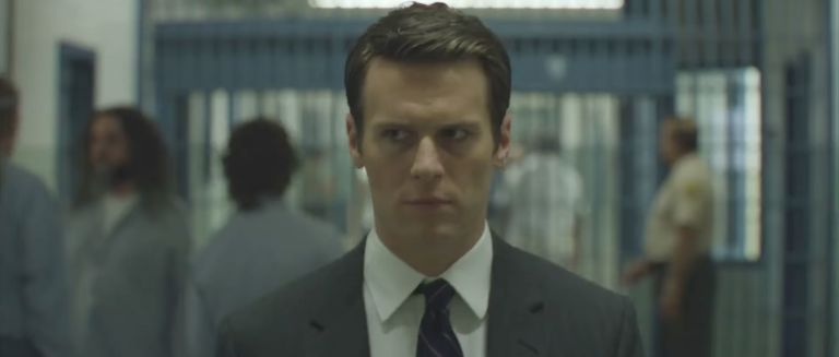 Jonathan Groff in Netflix's Mindhunter
