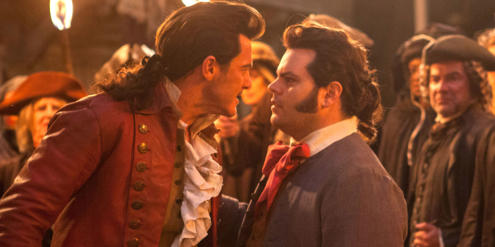 Beauty And The Beasts Luke Evans Gives His Take On Gay Twist