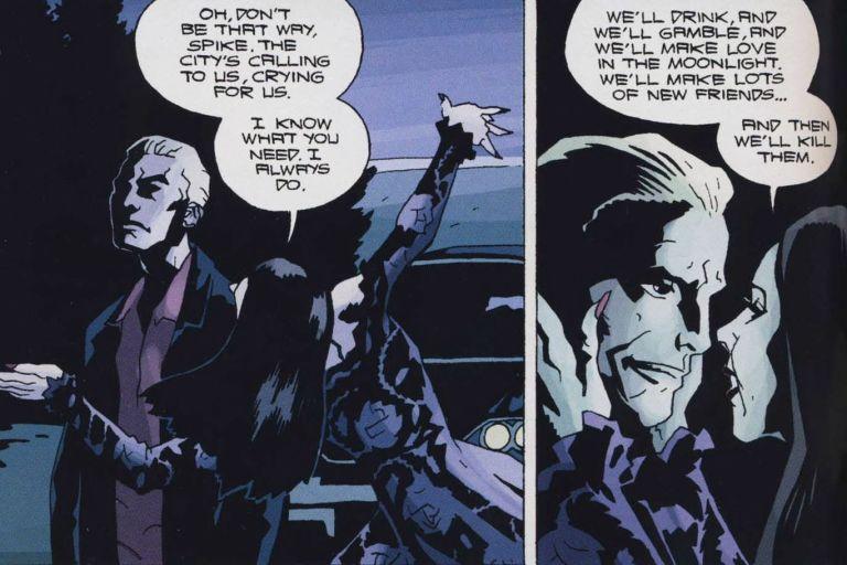 Buffy spike adult fan fiction high quality digital