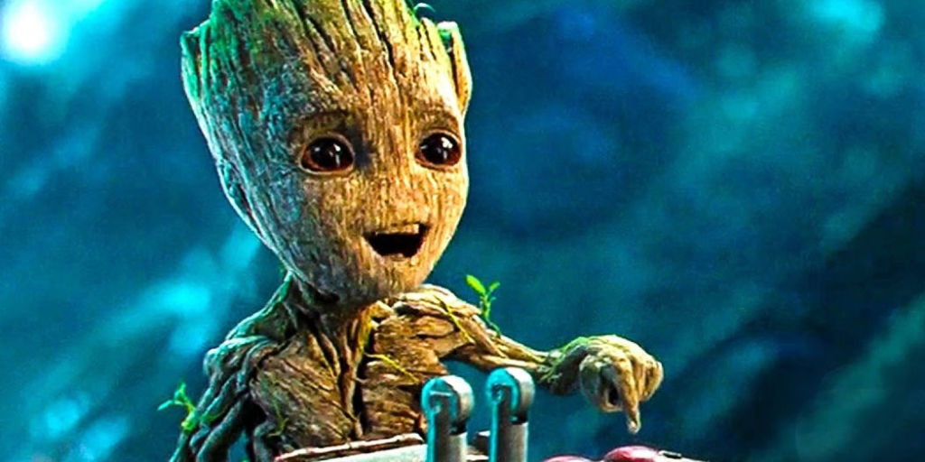 Image result for Teenage Groot
